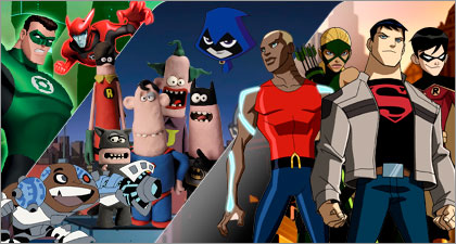 Cartoon Network SUDDENLY pulls DC Nation until January 2013!