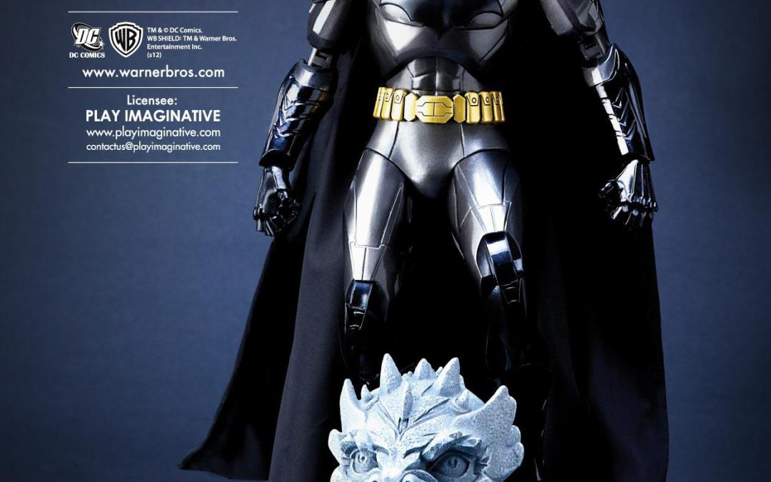 You think Hot Toys owns the high-end action figure market? Think again!