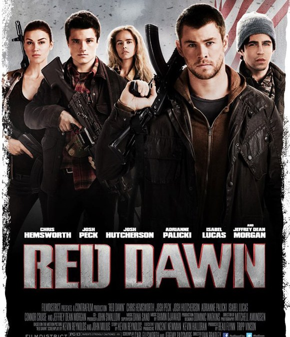 Red Dawn (2012) review by TheTruthSayer