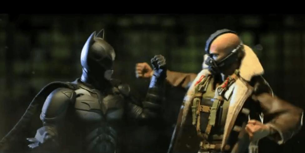 Stop-Motion Sundays: 'Batman: Dark Knightfall'