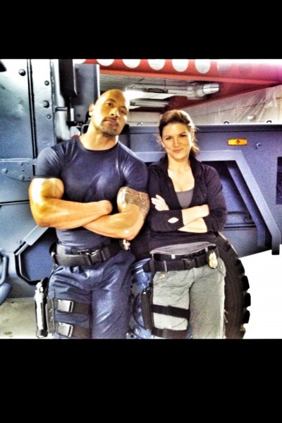 Dwayne 'The Rock' Johnson tweets first set pictures from Fast Six