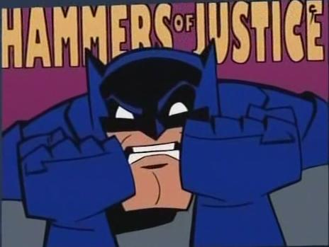 Hammers of Justice Editorial: Batman reboot, why I loathe The Dark Knight Rises, and Batman on TV