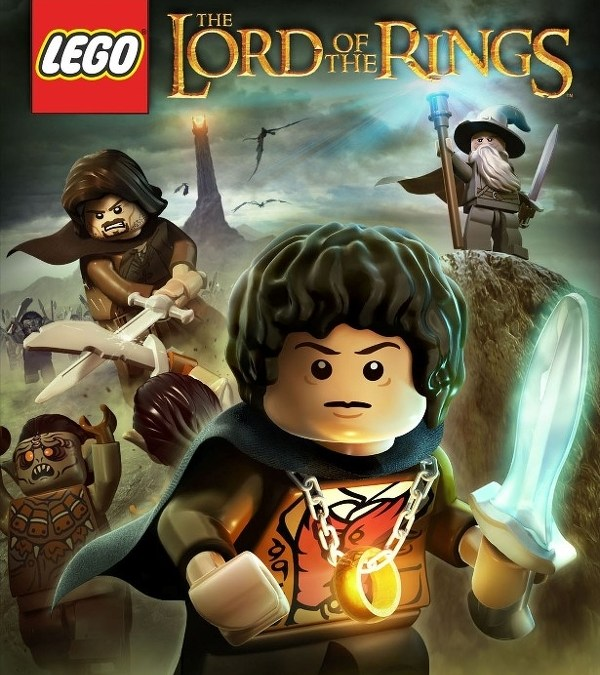 One Brick to rule them all. New Lego Lord of the Rings Trailer!