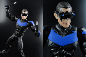 What Nightwing WOULD have looked like in the Nolan-verse (Spoilers ahead)