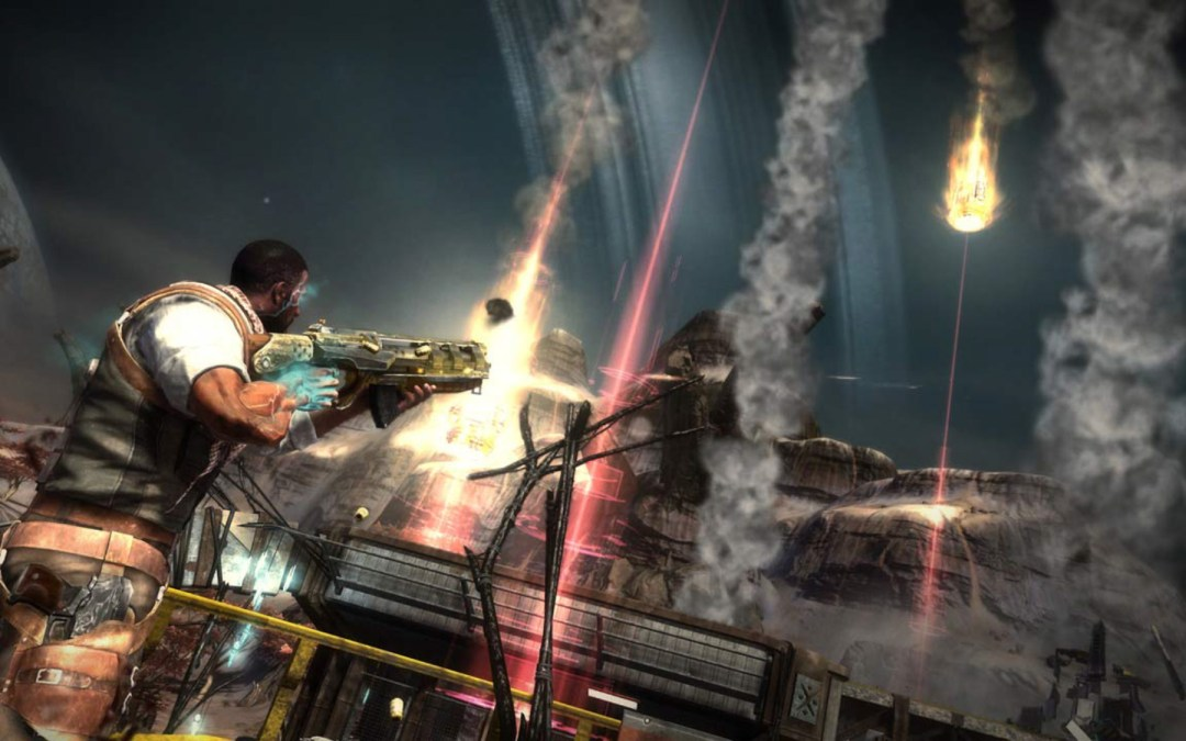 Starhawk Patch Out Now With Free Maps