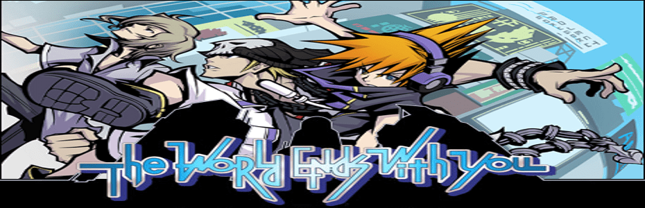 'The World Ends With You' now on IPhone!!