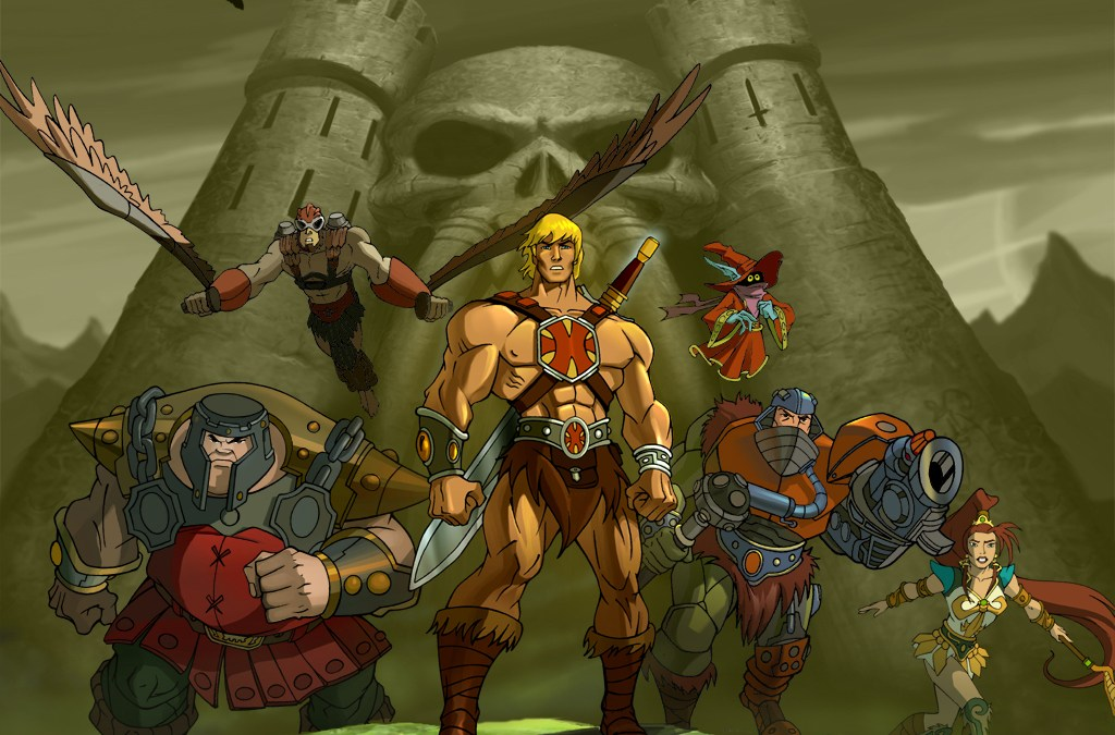 He-Man and The Masters of the Universe movie being written by Richard Wenk
