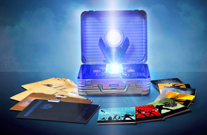 'The Avengers' News: Clark Gregg Interview and the Phase One boxed-set lawsuit