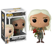 Game of Thrones POP! figures are as cute as they are awesome!