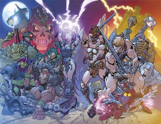 """Masters of the Universe """"Power-Con"""" Coming this September in LA!"""