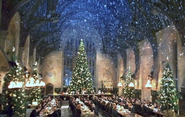 J.K. Rowling Building Her Children Hogwarts-Inspired Tree Houses
