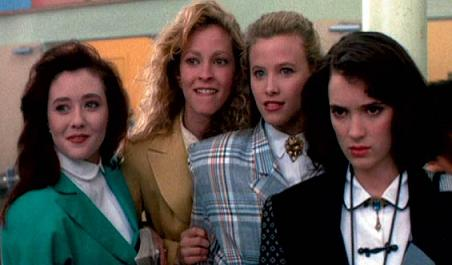 Heathers movie getting turned into a weekly TV show on Bravo