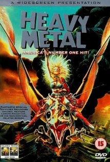 The Europeans are getting a Heavy Metal Live action TV show?!?!?!?!
