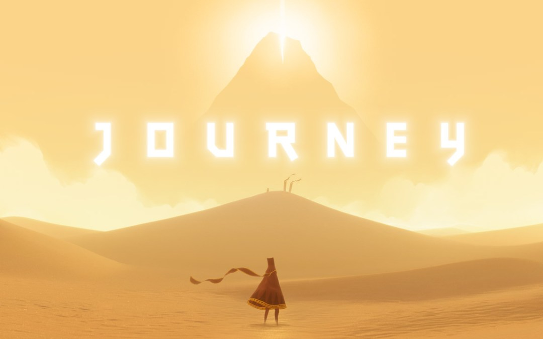 thatgamecompany's Journey