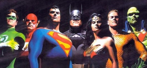 Justice League Movie Rumor #387457134: Production moving forward, film to be released in 2015