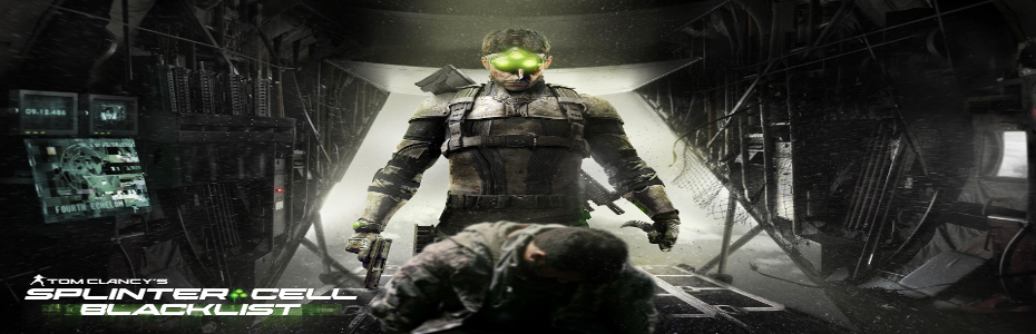 Splinter Cell: Blacklist gets a new trailer about our 5th Freedom