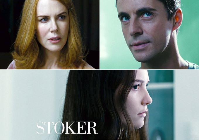 Stoker trailer shows off a bloody, creepy Matthew Goode