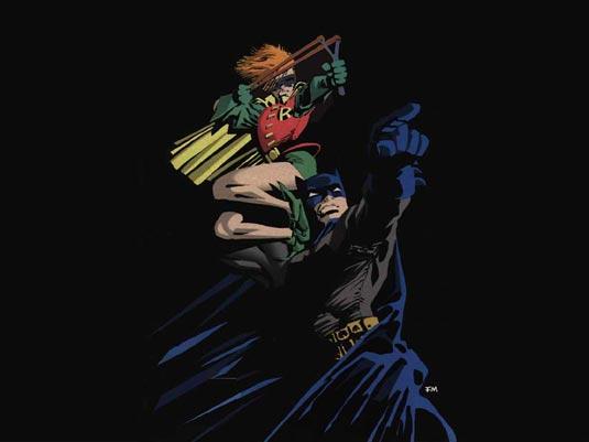 FIRST LOOK! The Dark Knight Returns: The Joker