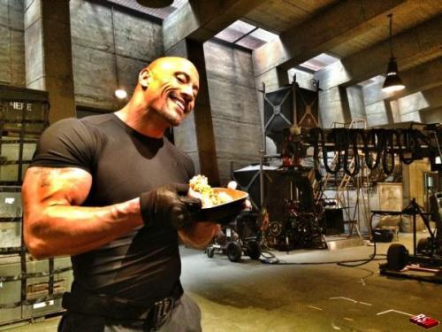 Fast 6 shows off new set photos with The Rock and Vin Diesel