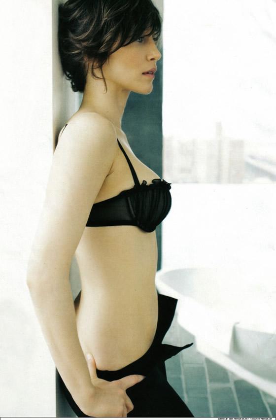 from Emmett vera farmiga in her underwear