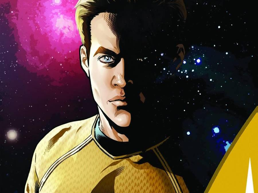 Star Trek 'Into Darkness' prequel comic coming early 2013!