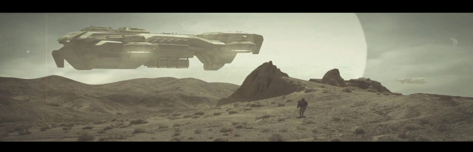 Seed- Creepy 12-minute short about a marooned astronaut
