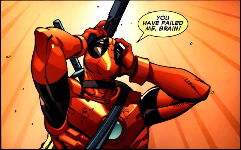 Marvel Comics Deadpool Movie Updates!