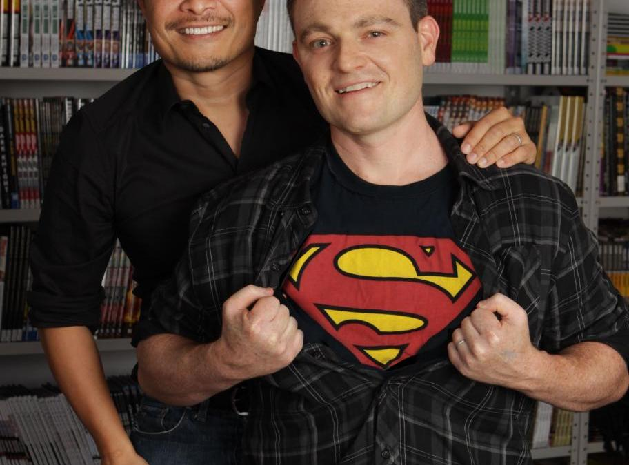 DC Comics' Jim Lee and Scott Snyder confirm new series Man of Steel!!!