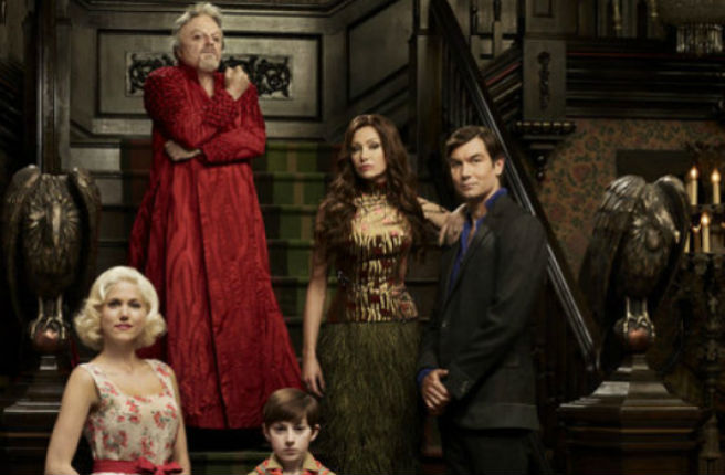 Mockingbird Lane teaser and pictures- premieres October 26th!