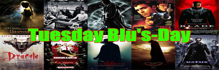Tuesday Blu's-Day: New Release on Blu-ray and DVD 10/09/12