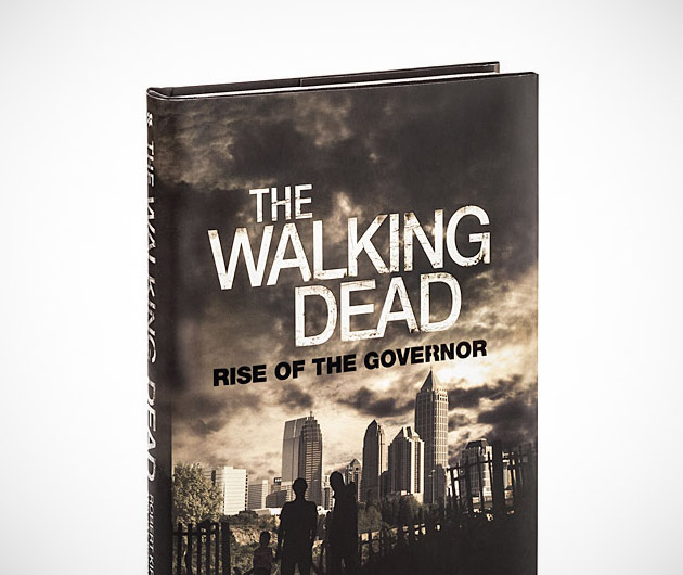 "Walking Dead book ""Rise of the Governor"" gets reviewed by The CheriMonster"