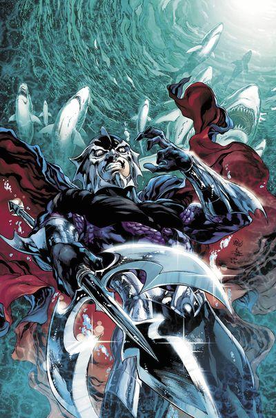 "Aquaman ""Throne of Atlantis"" by Geoff Johns begins in Aquaman 14!"