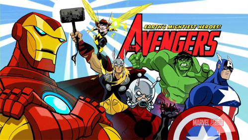 Avengers: Earth's Mightiest Heroes ends its glorious run tomorrow!