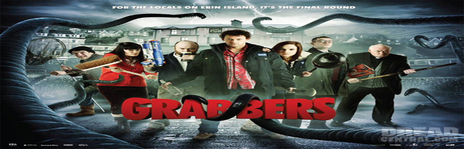 Grabbers trailers feature some Irish drunkeness at it's finest!