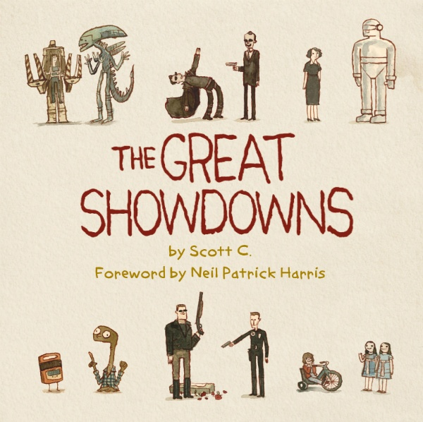 "CynicNerd reviews ""The Great Showdowns"" by Scott C."