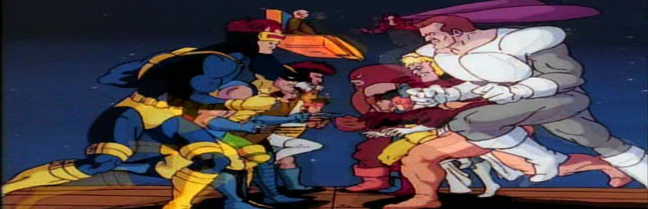 X-Men the Animated Series intro: Now with more Stop-Motion!