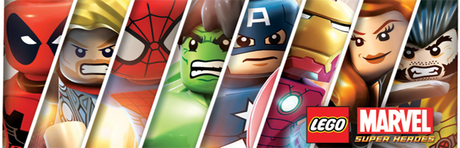 LEGO Marvel Superheroes Video Game: Behind the Scenes Video of Stark Tower Level