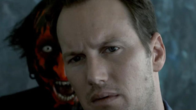 Insidious: Chapter 2- first behind-the-scenes set pic!