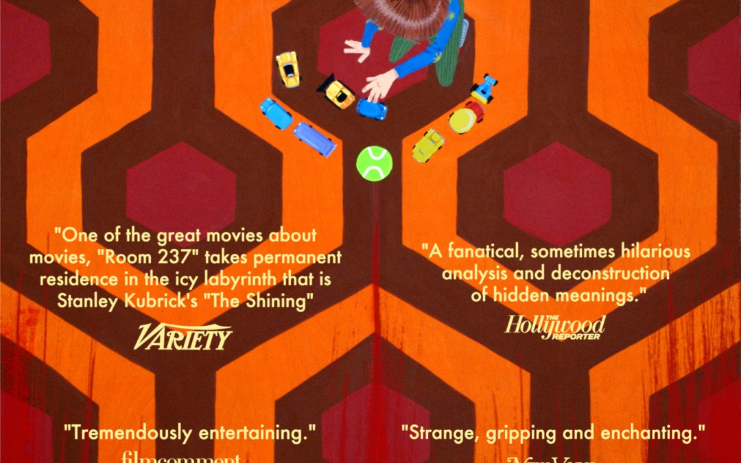 Room 237 trailer goes deeper into the making of The Shining