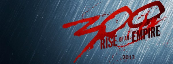 300: Rise of an Empire shows off a new logo for the upcoming sequel!