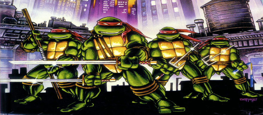 Ninja Turtles relaunch news- All of the Turtles have been casted!
