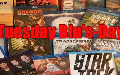 TUESDAY BLU'S DAY – NEW RELEASES ON BLU-RAY 3/6/18