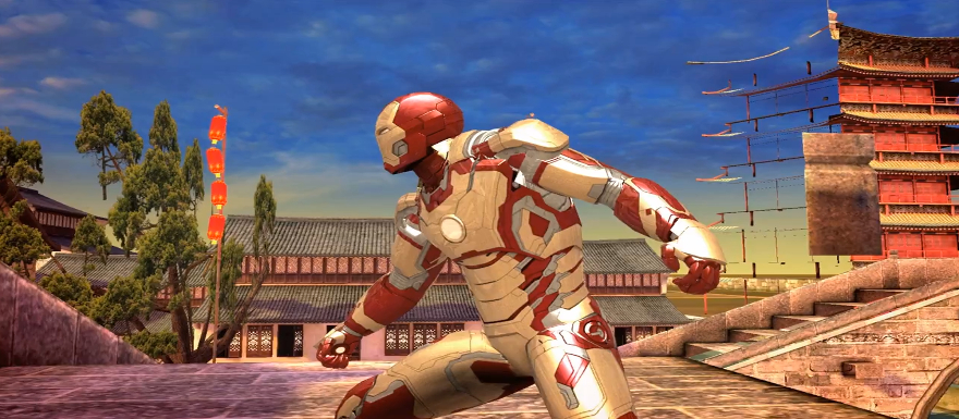 Iron Man 3 mobile game launch trailer- see the newest from Gameloft