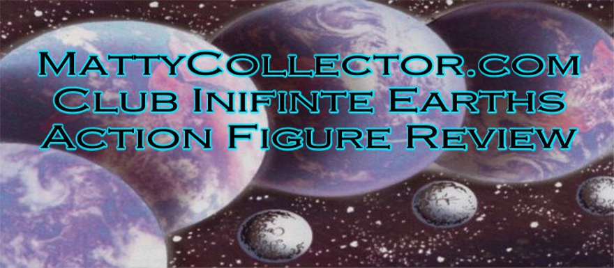 DC Universe Classics Club Infinite Earths: Elongated Man from MattyCollector.com Reviewed by CynicNerd