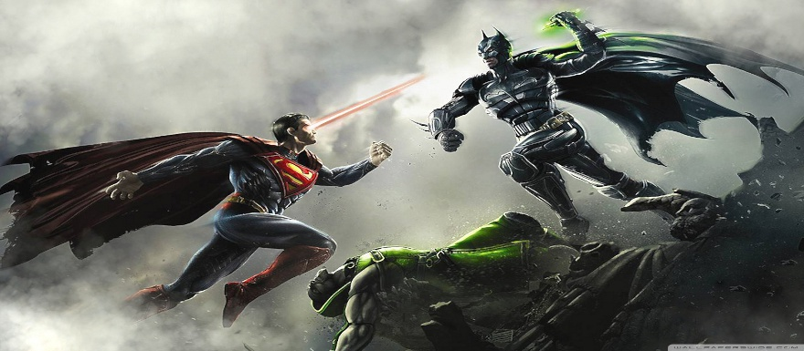 Injustice Gods Among Us from DC Comics and NetherRealm