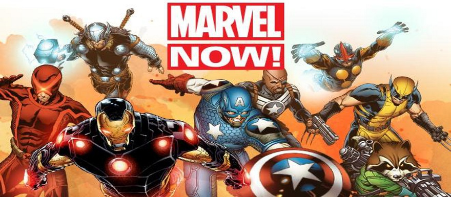 Marvel NOW! Teaser posters hint at what's coming next in the Marvel Universe, plot to be revealed at NYCC!