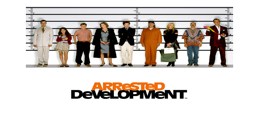 Arrested Development Season 4 review by Chaz