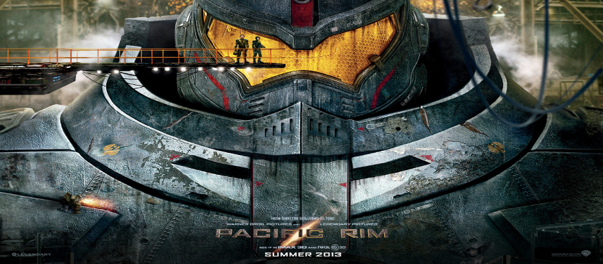 Pacific Rim Blu-Ray Giveaway- Check out your chance to win best movie of the Year!