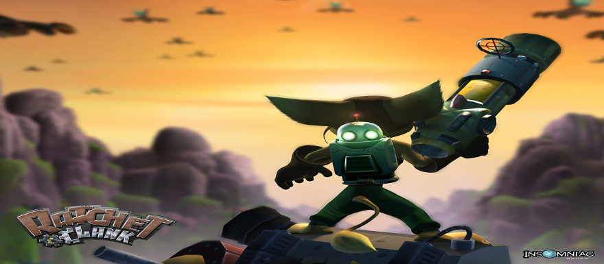 Ratchet & Clank are getting a movie in 2015!