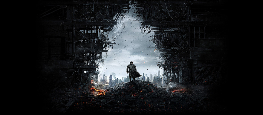 Star Trek Into Darkness a review by TheTruthSayer